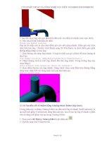 Pipe 3D Modeling, Spooling - Đi Ống Tàu Thủy Với ShipContrustor Phần 4 pdf