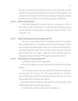 Luận văn : NGHIÊN CỨU ĐA DẠNG DI TRUYỀN CỦA QUẦN THỂ NẤM Corynespora cassiicola (Berk & Curt) Wei GÂY BỆNH TRÊN CÂY CAO SU (Hevea brasiliensis Muell. Arg.) TẠI TRẠI THỰC NGHIỆM LAI KHÊ, VIỆN NGHIÊN CỨU CAO SU VIỆT NAM BẰNG KỸ THUẬT RAPD part 2 doc