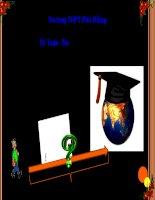 bài giảng toán 11 đạo hàm bậc nhất