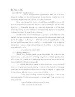 Luận văn : KHẢO SÁT ẢNH HƯỞNG CỦA NHIỆT ĐỘ VÀ THỜI GIAN SƠ CHẾ, XỬ LÝ ĐẾN CHẤT LƯỢNG CÁ TRA PHI LÊ CẤP ĐÔNG TẠI XNCBTSXK CATACO part 3 ppsx