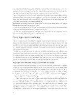 Bài giảng khuyến nông lâm part 3 ppt