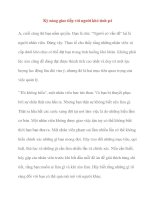 Kỹ năng giao tiếp với người khó tính p4 pdf