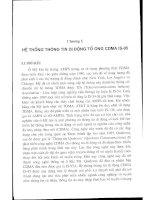Giáo trình - Thông tin di động - Chương 5 potx