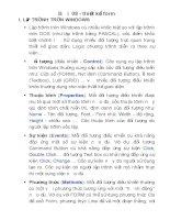 Bài 08 - thiết kế form doc