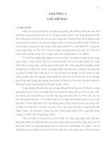 Luận văn : NGHIÊN CỨU KHẢ NĂNG CHUYỂN NẠP GEN CỦA HAI GIỐNG BÔNG VẢI SSR60F VÀ COKER 312 BẰNG VI KHUẨN Agrobacterium tumefaciens part 2 docx