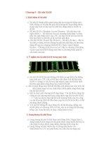 Chương 5 - Bộ nhớ RAM ppsx