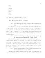 Luận văn : BƯỚC ĐẦU NGHIÊN CỨU SẢN XUẤT BỘT CACAO BẰNG PHƯƠNG PHÁP LÊN MEN CÓ BỔ SUNG VI SINH VẬT part 5 ppsx