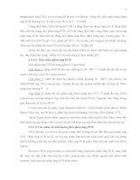 Luận văn : KHẢO SÁT SỰ ĐA DẠNG DI TRUYỀN CỦA NẤM Rhizoctonia solani GÂY BỆNH TRÊN CÂY BÔNG VẢI Ở VIỆT NAM part 2 ppt