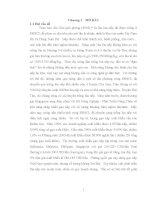 Luận văn : KHẢO SÁT ĐẶC TÍNH NÔNG HỌC, NĂNG SUẤT VÀ MỘT SỐ ĐẶC TÍNH PHẨM CHẤT HẠT CỦA 13 GIỐNG/DÒNG NẾP TẠI TRẠI GIỐNG BÌNH ĐỨC VỤ ĐÔNG XUÂN NĂM 2004-2005 part 2 pdf