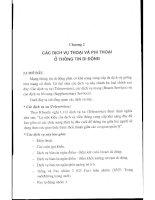 Giáo trình - Thông tin di động - Chương 2 ppt