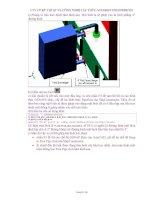 Pipe 3D Modeling, Spooling - Đi Ống Tàu Thủy Với ShipContrustor Phần 3 pps