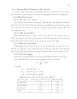 Luận văn : KHẢO SÁT THÀNH PHẦN HÓA HỌC VÀ KHẢ NĂNG KHÁNG MỘT SỐ CHỦNG VI SINH VẬT ĐƯỜNG RUỘT CỦA CÂY XUÂN HOA (Pseuderanthemum palatiferum) part 7 docx
