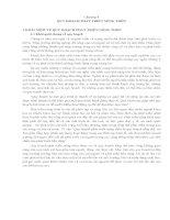 Giáo trình -Quy hoạch phát triển nông thôn -chương 4 doc