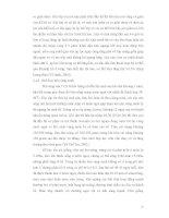 Luận văn : THỬ NGHIỆM NUÔI TÔM ĐĂNG QUẦNG - RAU NHÚT VÀ NUÔI TÔM ĐĂNG QUẦNG - CHẤT CHÀ TẠI XÃ BÌNH THẠNH ĐÔNG, HUYỆN PHÚ TÂN, TỈNH AN GIANG, MÙA LŨ 2005 part 3 pptx