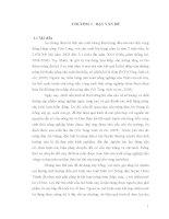 Luận văn TỔNG KẾT VÀ THEO DÕI MÔ HÌNH TRỒNG BẮP KẾT HỢP CHĂN NUÔI BÒ TẠI HUYỆN CHÂU THÀNH, TỈNH AN GIANG NĂM 2004 part 2 pps