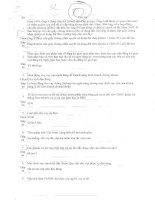 Đề thi dành cho nhân viên ngân hàng (có đáp án) - 2 pdf