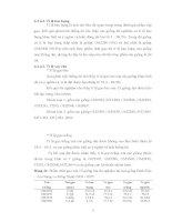 Luận văn : KHẢO NGHIỆM ĐẶC TÍNH NÔNG HỌC, NĂNG SUẤT, PHẨM CHẤT CỦA 15 GIỐNG LÚA QUỐC GIA A2 TẠI TRẠI GIỐNG BÌNH ĐỨC - AN GIANG VỤ ĐÔNG XUÂN 2004 -2005 part 6 potx