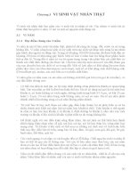Giáo trình Vi sinh đại cương part 4 docx