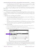 Quá trình hình thành giáo trình cách tạo ra các đoạn phim tương tác bằng hiệu ứng check in movie flash p6 potx