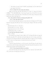 Luận văn : BƯỚC ĐẦU ỨNG DỤNG KỸ THUẬT SOUTHERN BLOT PHÂN TÍCH ĐA DẠNG DI TRUYÊN NẤM Magnaporthe grisea GÂY BỆNH ĐẠO ÔN TRÊN CÂY LÚA part 3 docx