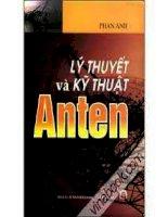 Giáo trình Lý thuyết và Kỹ thuật Anten pptx