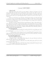 ỨNG DỤNG VI ĐIỀU KHIỂN AT89C51 ĐO ĐỘ ẨM VÀ KHỐNG CHẾ ĐỘ ẨM TRONG PHÒNG KÍN