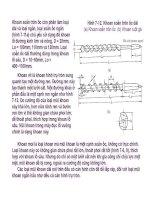 Bài giảng nguyên lý cắt gọt gỗ : Nguyên lý và công cụ khoan gỗ part 3 pptx