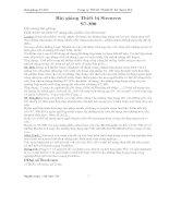 Giáo trình tài liệu PLC S7300