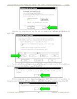 Quá trình hình thành giáo trình cách tạo ra các đoạn phim tương tác bằng hiệu ứng check in movie flash p9 ppsx