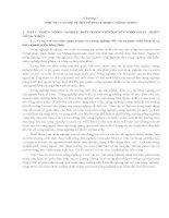Giáo trình -Quy hoạch phát triển nông thôn -chương 3 doc