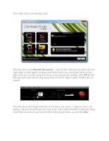 Hướng dẫn sử dụng Camtasia Studio 7 bằng hình ảnh pdf