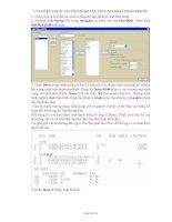 Pipe 3D Modeling, Spooling - Đi Ống Tàu Thủy Với ShipContrustor Phần 9 pptx