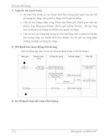 Quá trình hình thành giáo trình mô hình hóa hoạt động kinh doanh phân công công việc và quyền hạn trong phòng kế toán p4 potx