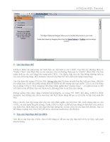 lập trình LINQ to SQL Tutorial phần 2 docx