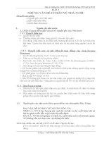 BÀI 1 NHỮNG VẤN ĐỀ CƠ BẢN VỀ NHÀ NƯỚC pdf