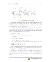 Quá trình hình thành giáo trình thiết kế và thi công hệ thống chấm điểm và tạo khung reset hệ thống trong toàn mạch p3 potx