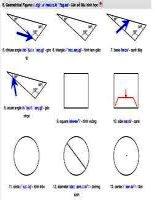 hệ thống các đơn vị kiến thức cơ bản toán 5