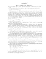 ÔN THI CÔNG CHỨC THUẾ: QUẢN LÝ NHÀ NƯỚC VỀ KINH TẾ