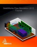 solidworks flow simulation 2012 tutorial