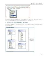 lập trình LINQ to SQL Tutorial phần 6 doc