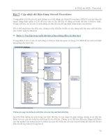 lập trình LINQ to SQL Tutorial phần 7 pdf