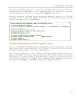 lập trình LINQ to SQL Tutorial phần 4 ppsx