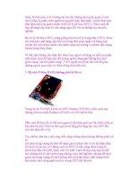 10 bí quyết của dân chơi game về card đồ họa ppt