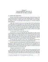 Giáo trình -Kỹ thuật an toàn và môi trường -chương 10 pdf