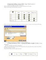Hướng dẫn lắp ráp các chi tiết với CATIA phần 2 docx