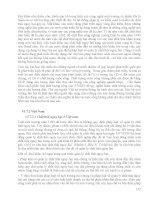 GIÁO TRÌNH CƠ SỞ KHOA HỌC MÔI TRƯỜNG part 9 doc