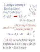 Vật lý đại cương - Tương tác từ của dòng điện phần 3 potx