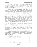 Giáo trình tin học : Tìm hiễu hệ chuẩn mã dữ liệu và cách tạo ra nó phần 4 potx