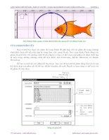 Quá trình hình thành tổng quan kiến thức về cách tạo chuyển động và hiệu ứng trong quy trình thiết kế p10 pptx