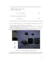 Giáo trình bài giảng Kỹ thuật điện tử part 2 doc